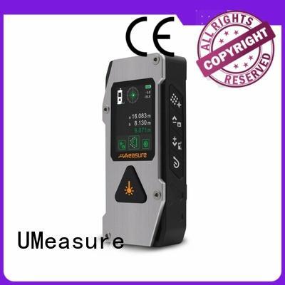 UMeasure ranging laser distance meter price distance for measuring