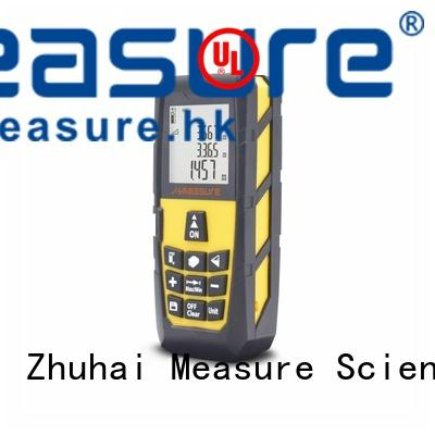UMeasure accuracy laser measure tape handhold for measuring