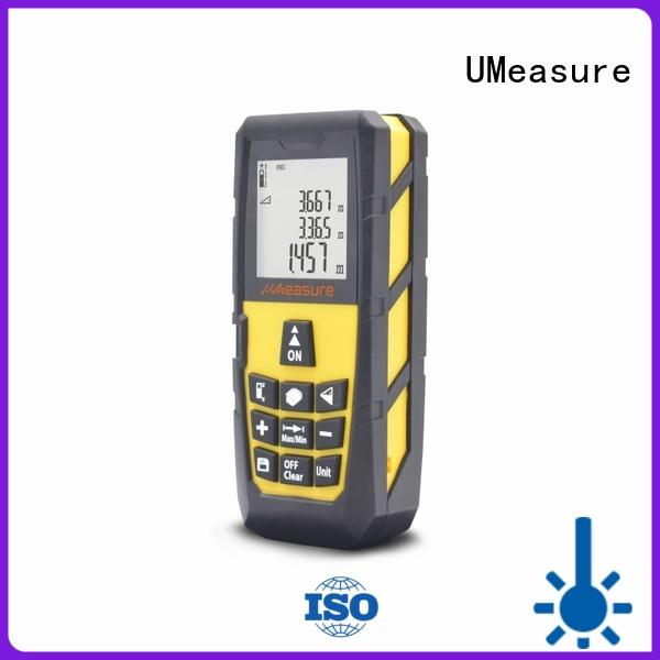 laser range meter bluetooth carrying radian UMeasure Brand laser distance measurer