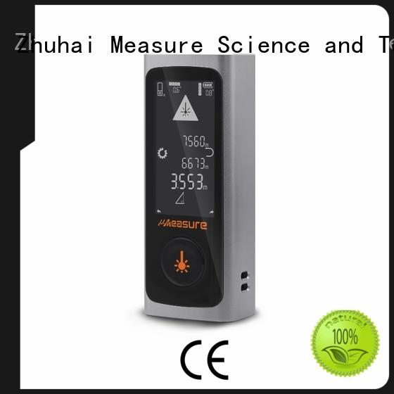 UMeasure accuracy laser tape measure reviews bluetooth for measuring