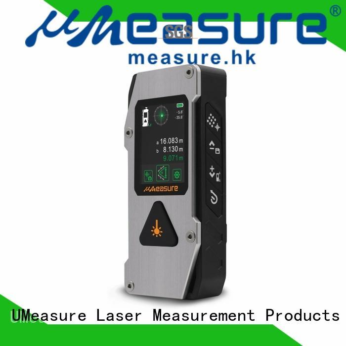 UMeasure rangefinder distance measuring device handhold for measuring