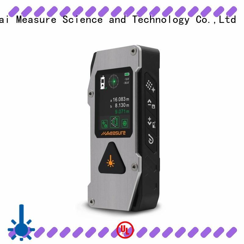 UMeasure multimode laser measuring devices distance for worker