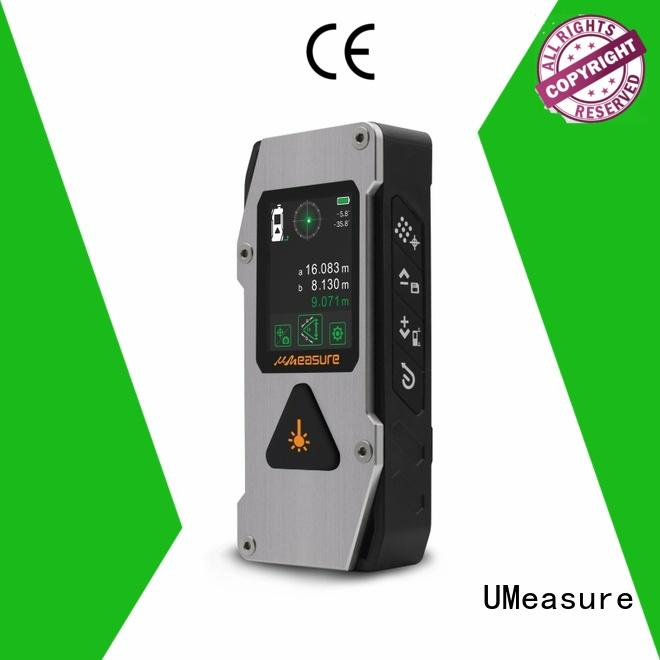 touch pouch UMeasure Brand laser range meter