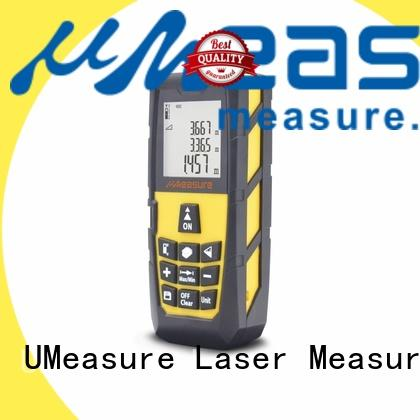 usb charge digital laser distance measurer long for worker UMeasure