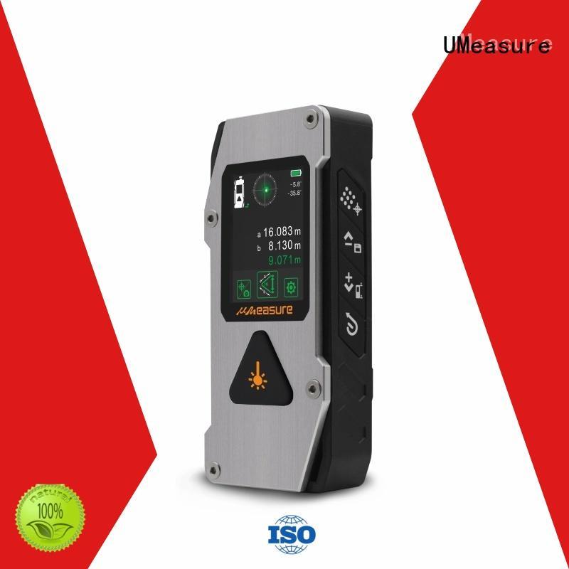 UMeasure ranging best laser distance meter backlit for sale