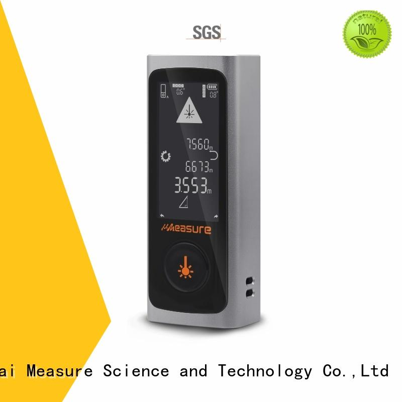 UMeasure accuracy laser measuring tape price bluetooth for wholesale