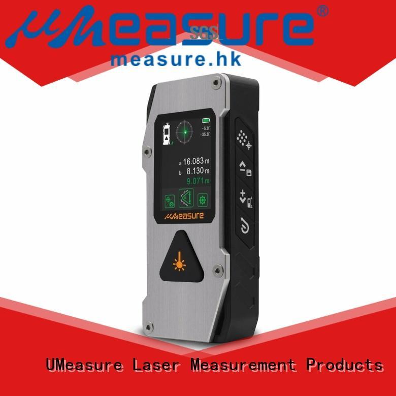 eye-safe laser distance meter reviews digital for worker UMeasure