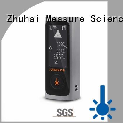 laser range meter combined laser distance measurer bluetooth company