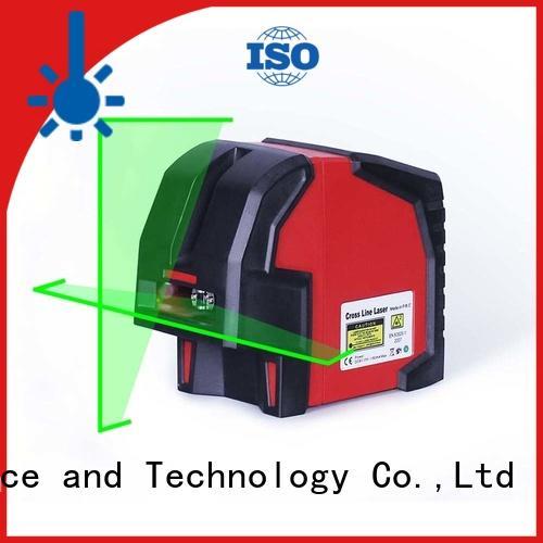 UMeasure universal self leveling line laser surround for customization