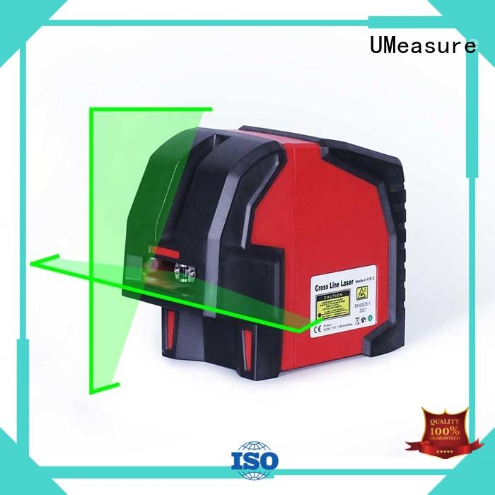 UMeasure universal laser levelling equipment plumb for customization