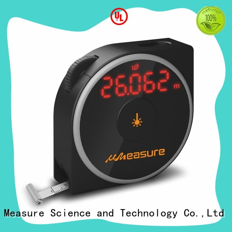 UMeasure one button laser meter handhold for worker