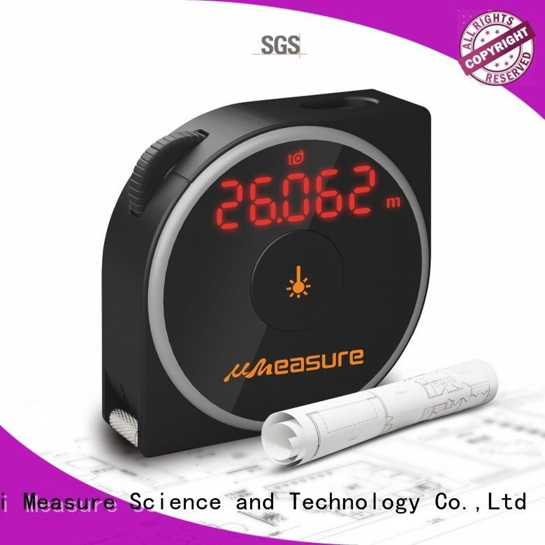 UMeasure usb charge best laser measuring tool display for measuring