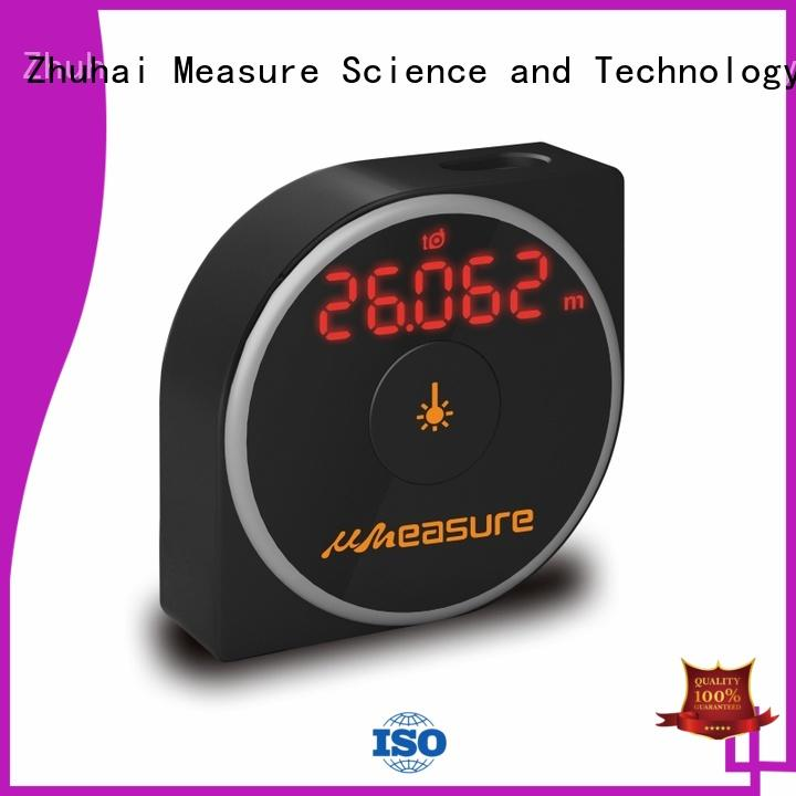 UMeasure ranging laser measuring equipment suppliers touch for worker