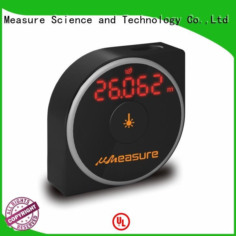 UMeasure durable laser distance meter manufacturer track for sale