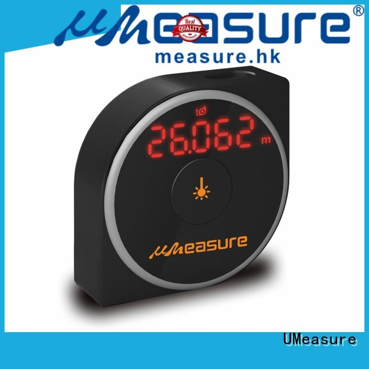 device laser measuring tool reviews universal for worker UMeasure