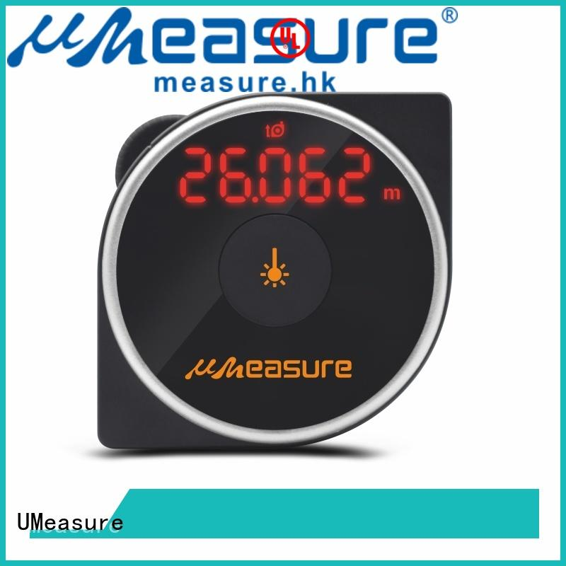 UMeasure multimode laser distance distance for worker