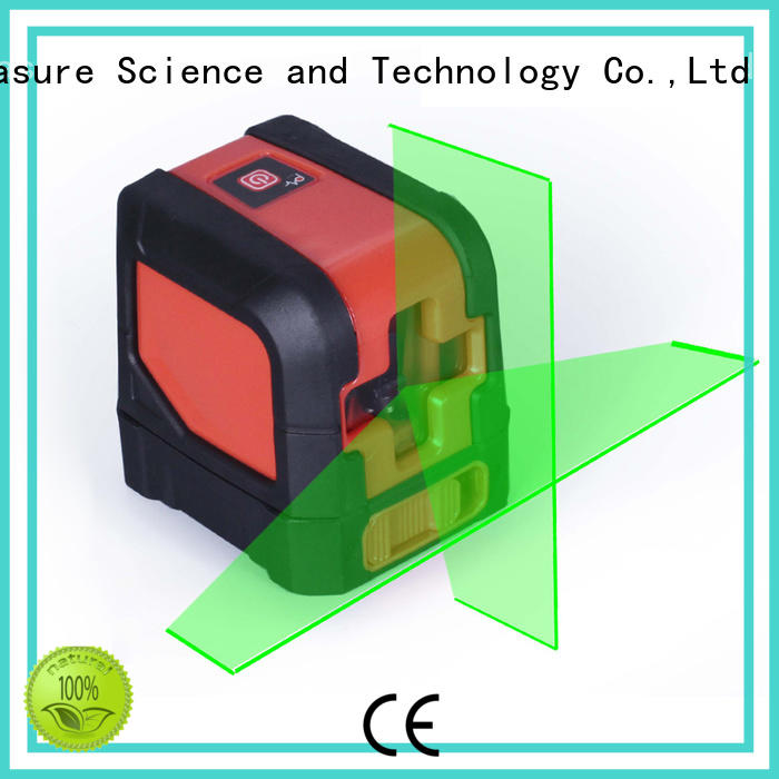 UMeasure laser self leveling laser level house measuring