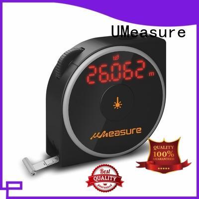 UMeasure durable laser ruler backlit for worker