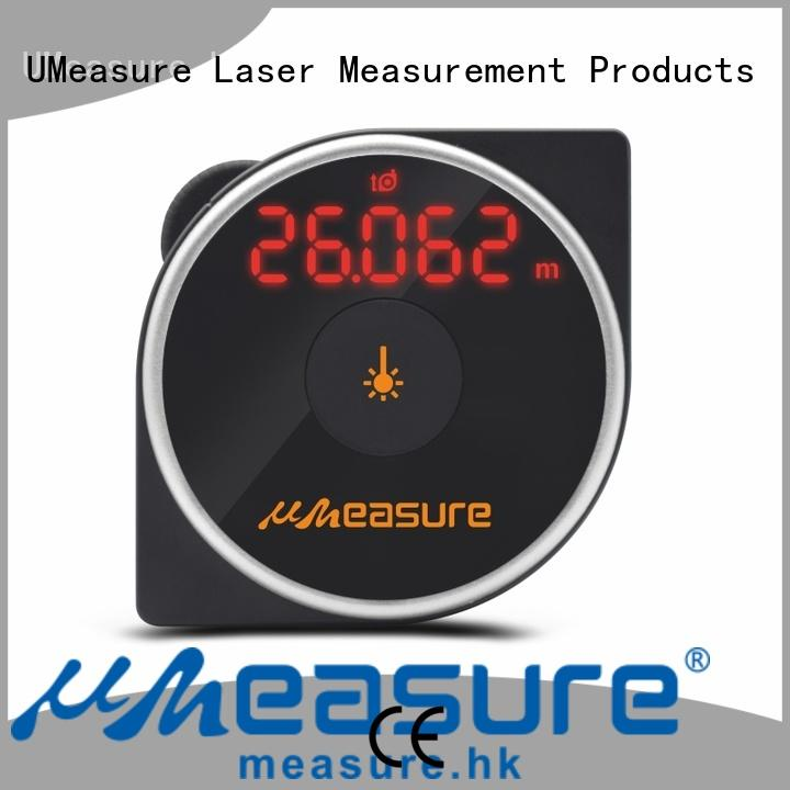 UMeasure handheld distance measuring device high-accuracy for sale
