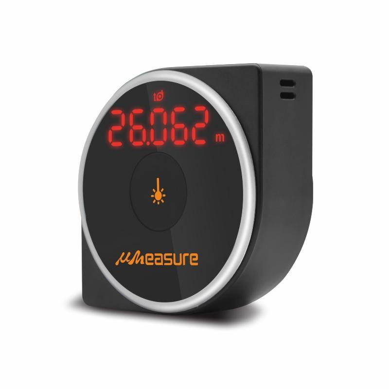 20m household use basic type tape measure laser ranging MS7-20C