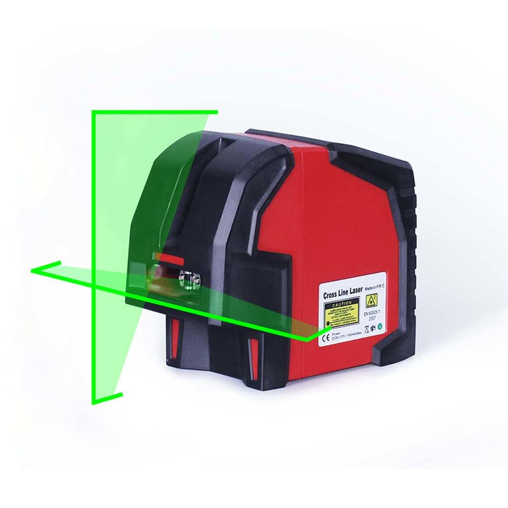1V1H with 2 Dots MSR/G 22 cross line laser auto level for level plumb point transfer