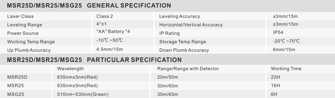 universal cross line laser level portable surround house measuring-4