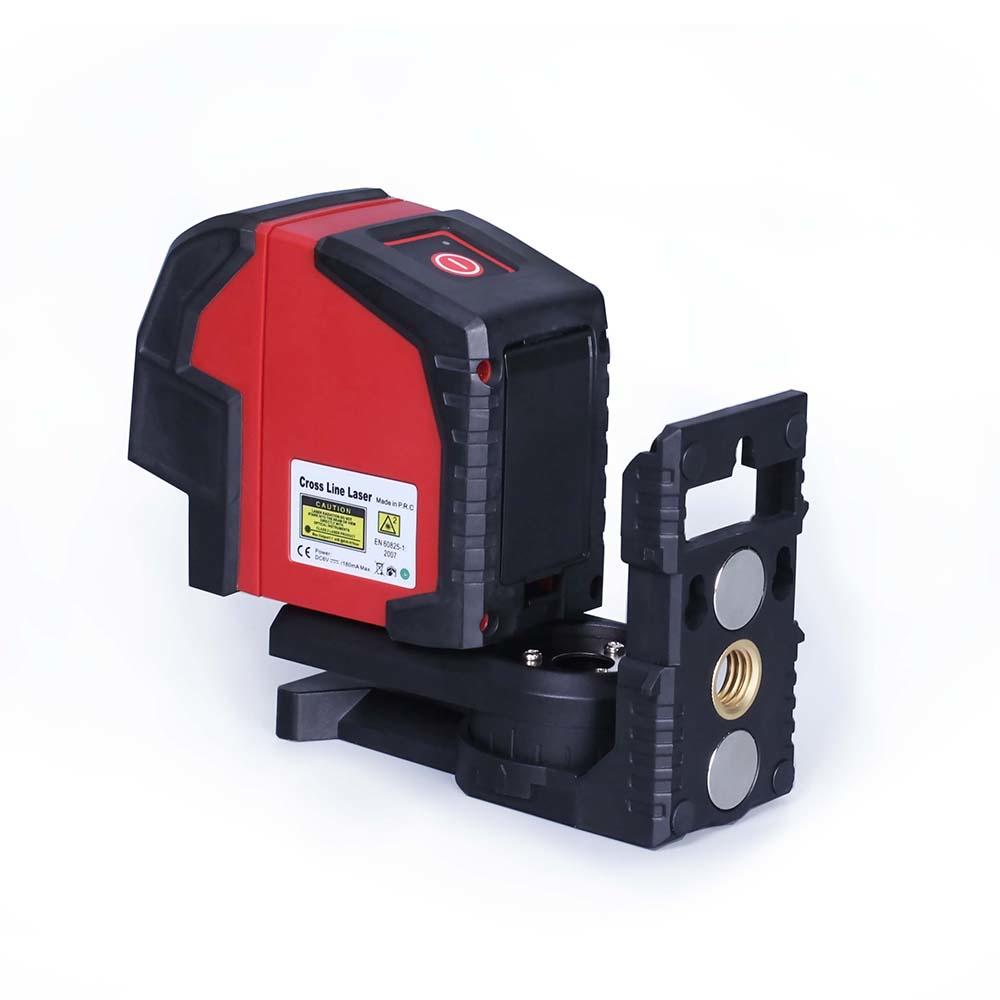 universal laser level reviews dots bracket house measuring-2