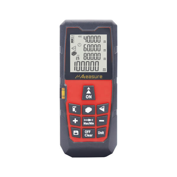 UMeasure strap best laser measuring tool display for worker