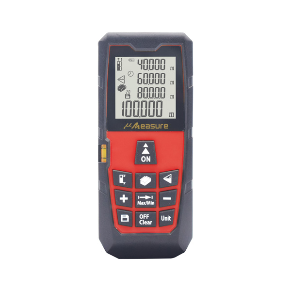 UMeasure durable laser measure reviews distance for worker-1