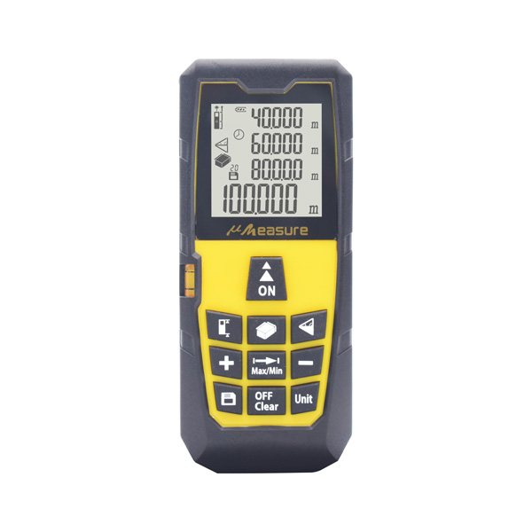 UMeasure durable laser measure reviews distance for worker-2