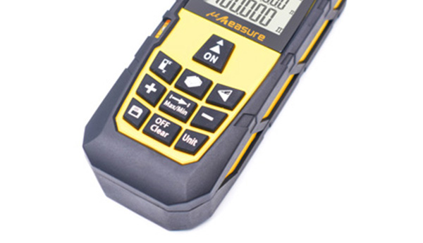 UMeasure durable laser measure reviews distance for worker-5