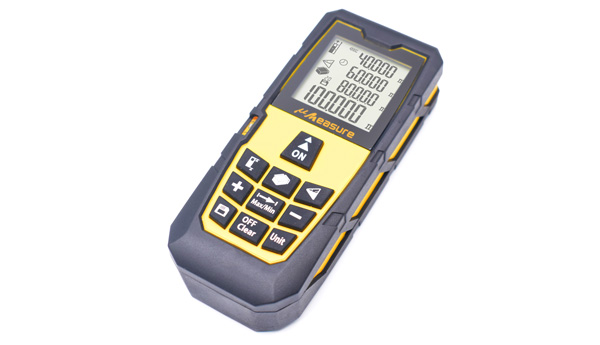 UMeasure long laser meter distance for worker-7
