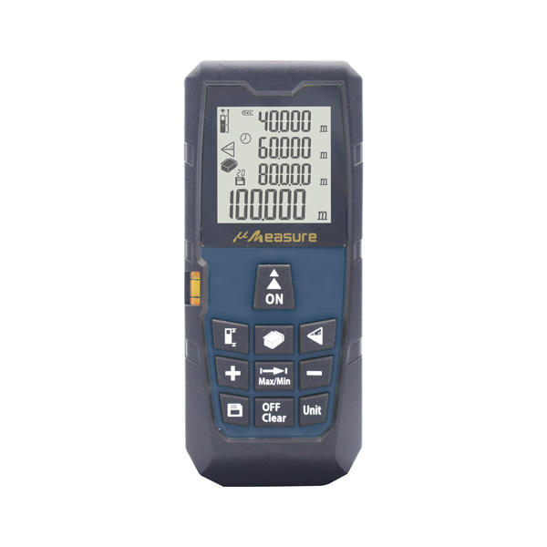UMeasure digital laser measuring tool distance for worker