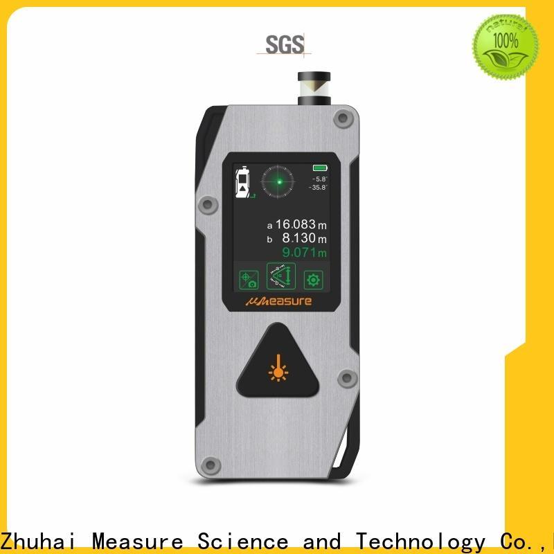 UMeasure carrying laser distance measuring device backlit for sale
