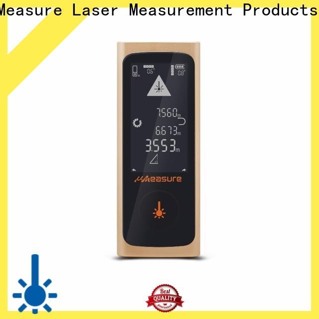 UMeasure wheel laser distance meter handhold for measuring
