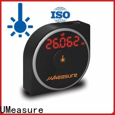 UMeasure long best laser distance measurer display for sale