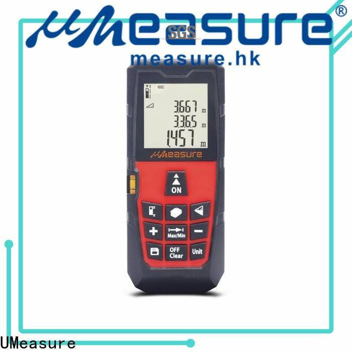 UMeasure long best laser measure backlit for worker