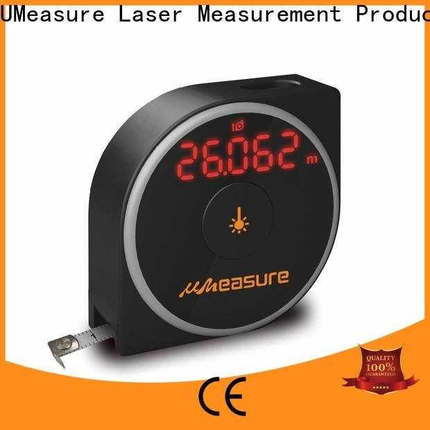 multifunction distance measuring device mini bluetooth display for worker
