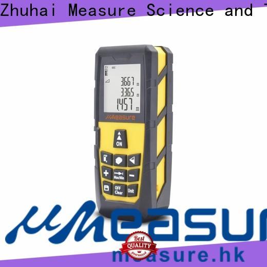 UMeasure household laser distance measurer bluetooth for sale