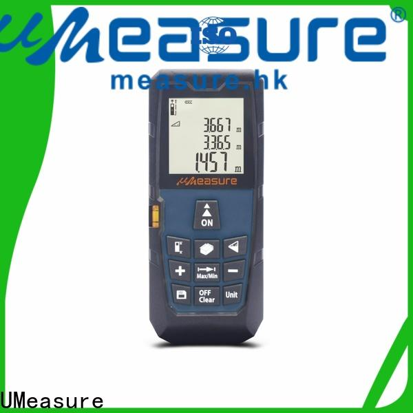 UMeasure durable laser measuring tool distance for worker