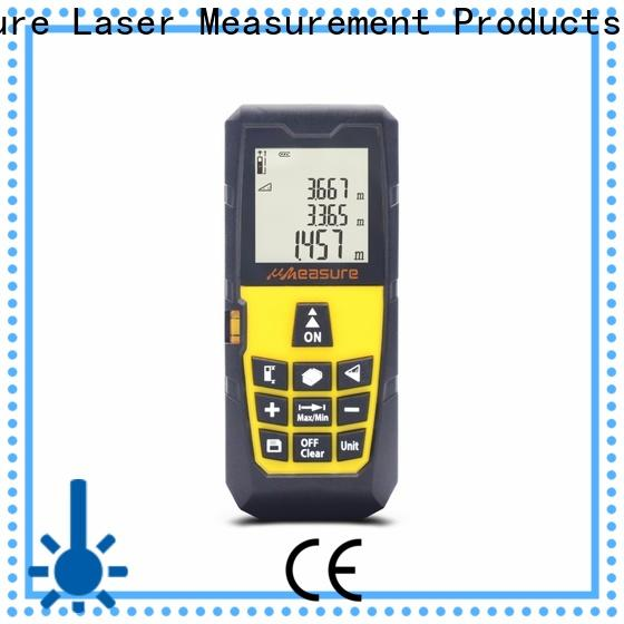 UMeasure durable laser measure reviews distance for worker