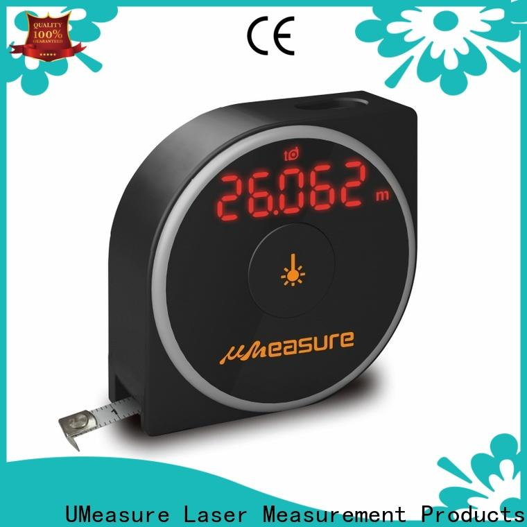 UMeasure accuracy distance meter laser display for wholesale