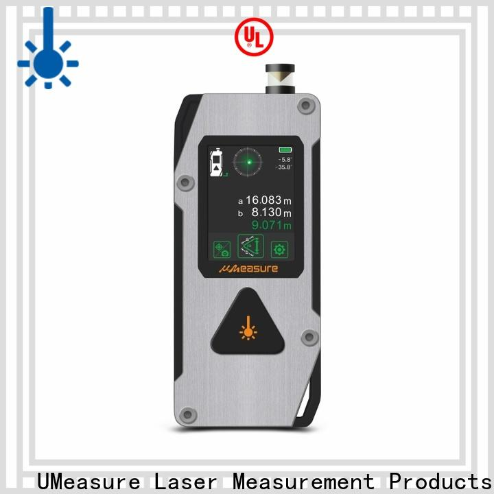 UMeasure accuracy laser measuring tool distance for measuring