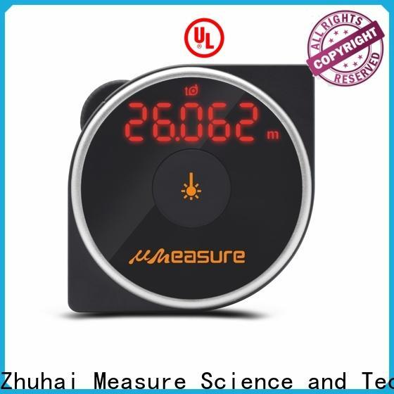 UMeasure ranging laser distance meter backlit for sale