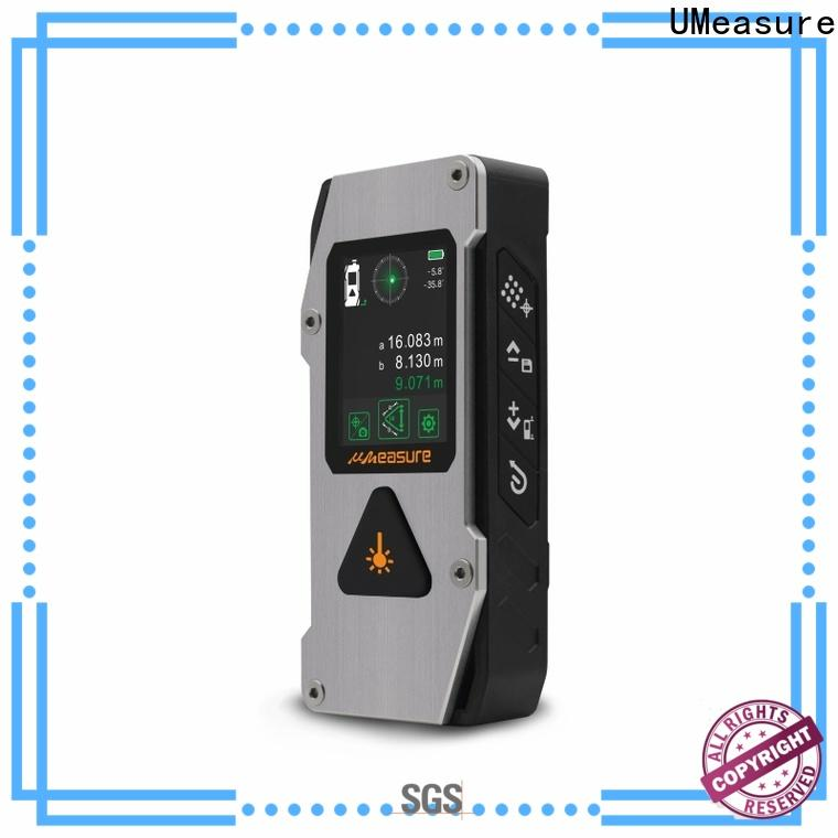 UMeasure handheld laser distance meter price high-accuracy for sale