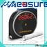 electronic distance meter laser cross display for worker