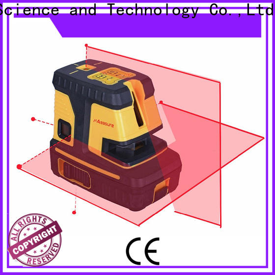UMeasure wall laser line level plumb house measuring