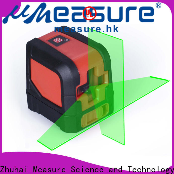 UMeasure hot-sale green laser level transfer for customization