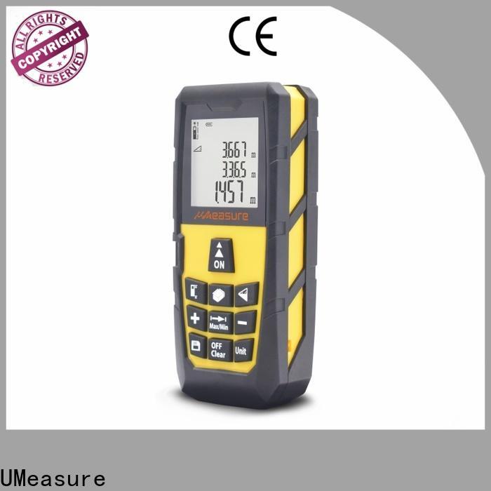 UMeasure smart laser distance measuring device display for wholesale