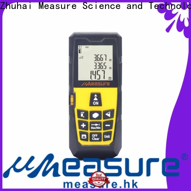 UMeasure best laser measuring tool high-accuracy for measuring